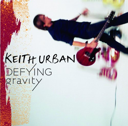Keith Urban Standing Right In Front Of You cover art