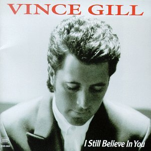 Vince Gill One More Last Chance cover art