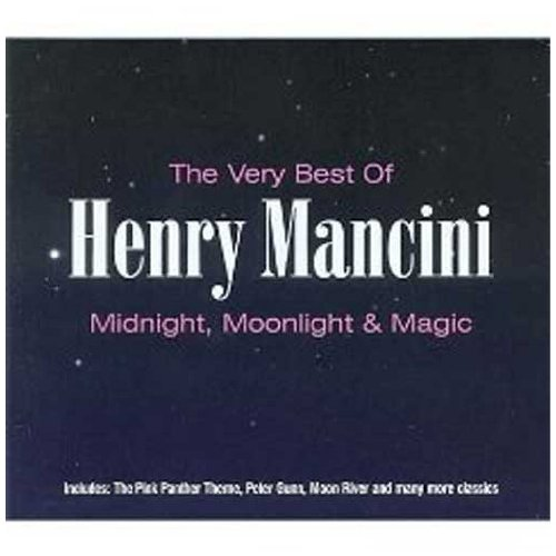 Henry Mancini March Of The Cue Balls cover art