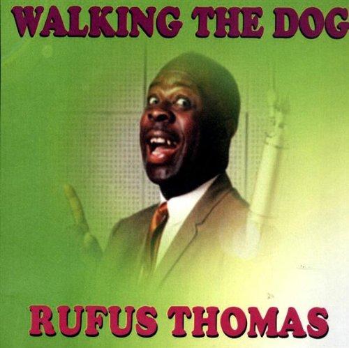 Rufus Thomas Walkin' The Dog cover art