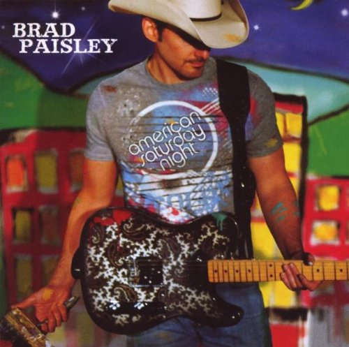 Brad Paisley Water cover art