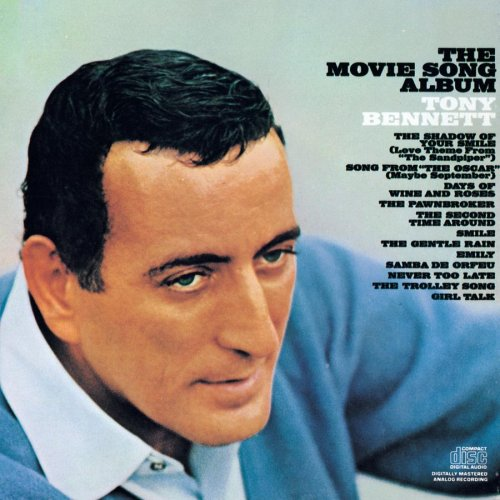 Tony Bennett The Shadow Of Your Smile cover art