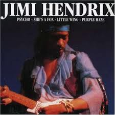 Jimi Hendrix Purple Haze cover art