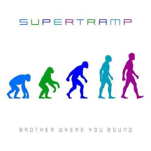 Supertramp Cannonball cover art
