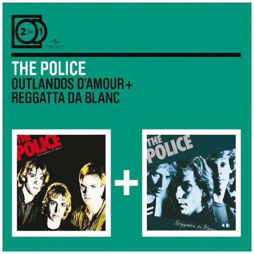 The Police Regatta De Blanc cover art