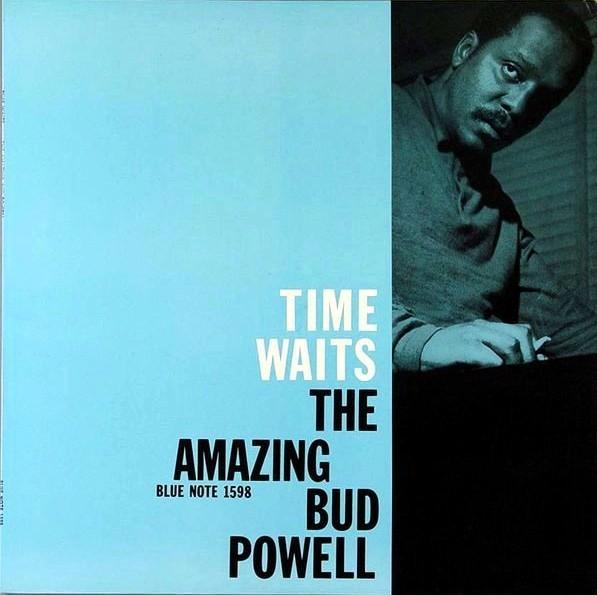 Bud Powell Webb City cover art