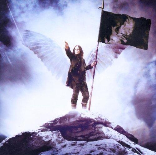 Ozzy Osbourne Latimer's Mercy cover art