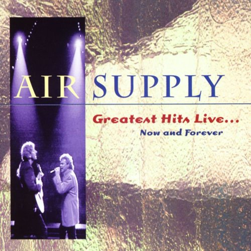 Air Supply Young Love cover art