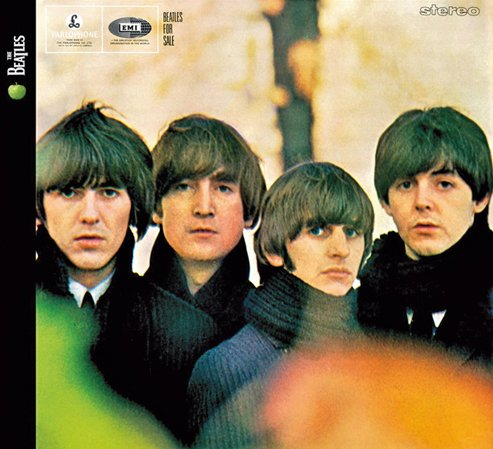 The Beatles I'll Follow The Sun cover art