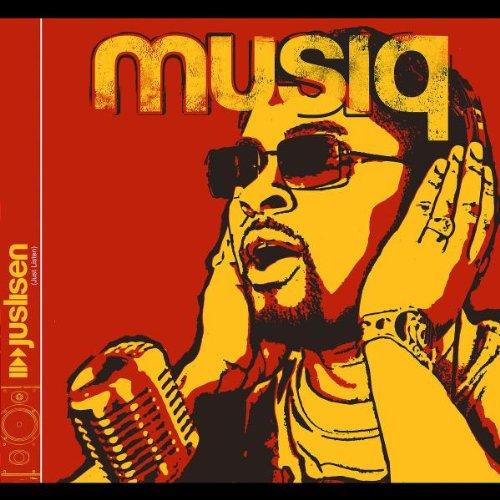 Musiq Halfcrazy cover art