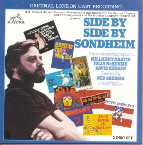 Stephen Sondheim If Momma Was Married cover art