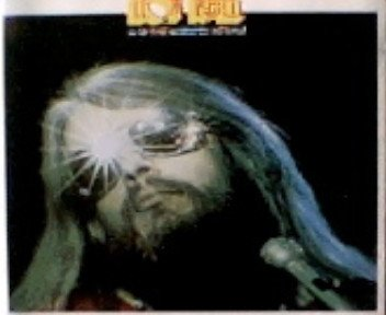 Leon Russell The Ballad Of Mad Dogs And Englishmen cover art