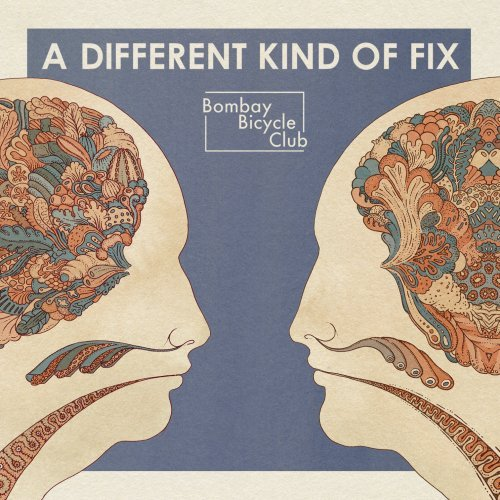 Bombay Bicycle Club How Can You Swallow So Much Sleep cover art