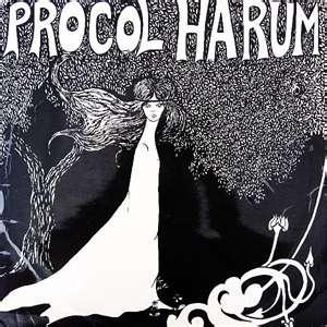 Procol Harum A Whiter Shade Of Pale cover art