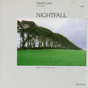 David Lanz Nightfall cover art