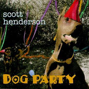Scott Henderson Hole Diggin' cover art