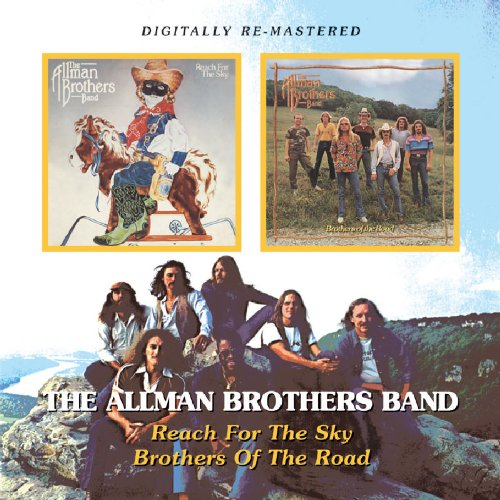 The Allman Brothers Band Straight From The Heart cover art
