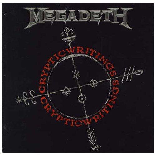 Megadeth Trust cover art
