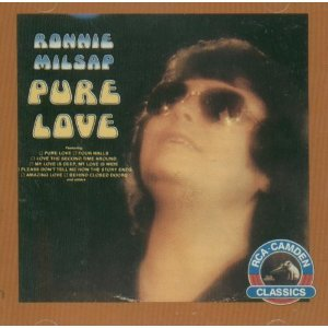 Ronnie Milsap Pure Love cover art