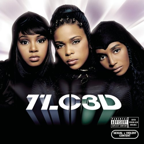 TLC Damaged cover art