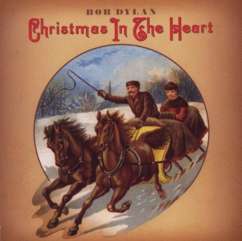 Bob Dylan I'll Be Home For Christmas cover art