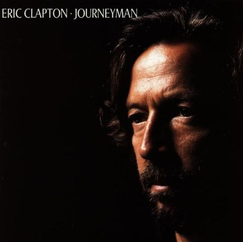 Eric Clapton Bad Love cover art