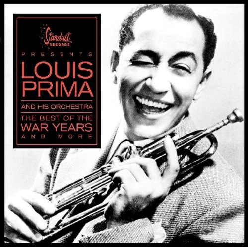 Louis Prima A Sunday Kind Of Love cover art