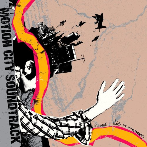 Motion City Soundtrack Everything Is Alright cover art