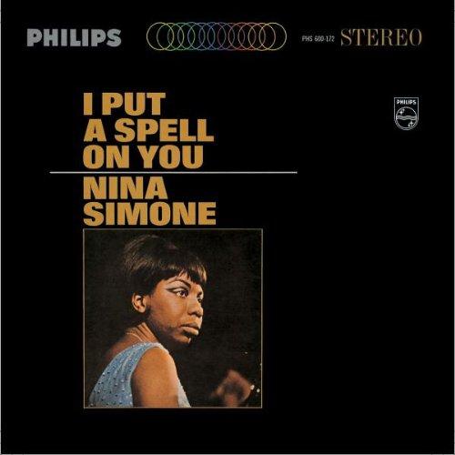 Nina Simone I Put A Spell On You cover art