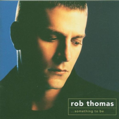 Rob Thomas Lonely No More cover art