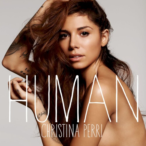 Christina Perri Human cover art