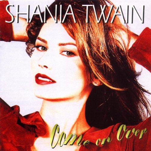 Shania Twain Black Eyes, Blue Tears cover art