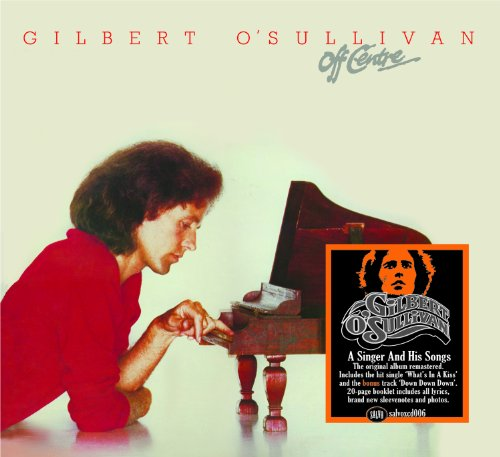 Gilbert O'Sullivan What's In A Kiss cover art