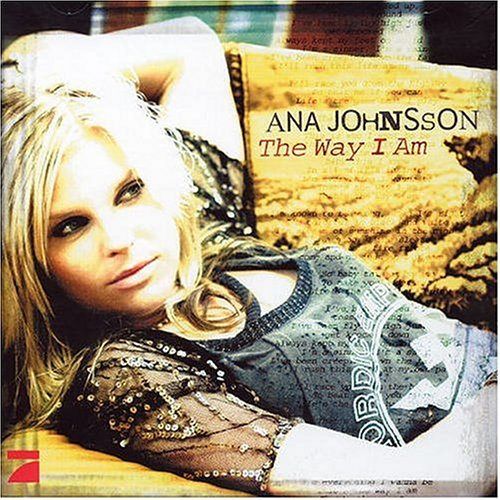 Ana Johnsson We Are (from Spider-Man 2) cover art