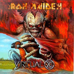 Iron Maiden The Clansman cover art