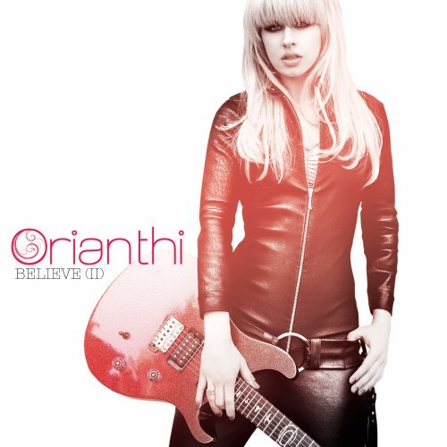 Orianthi According To You cover art