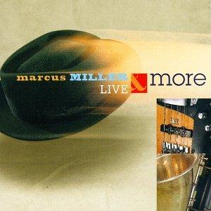 Marcus Miller Maputo cover art