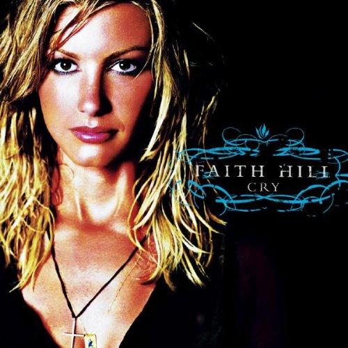 Faith Hill Cry cover art