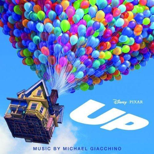 Michael Giacchino Up With Titles cover art