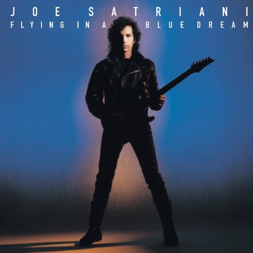 Joe Satriani Can't Slow Down cover art