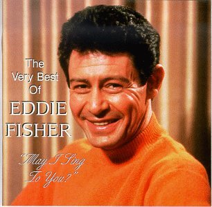 Eddie Fisher Anema E Core (With All My Heart) cover art