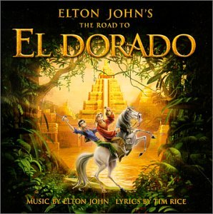 Elton John Someday Out Of The Blue (Theme from El Dorado) cover art