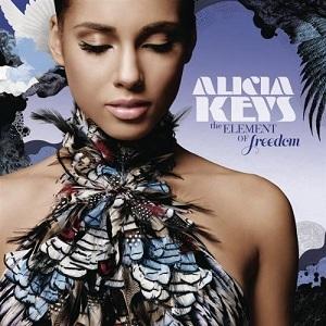 Alicia Keys Un-Thinkable (I'm Ready) cover art