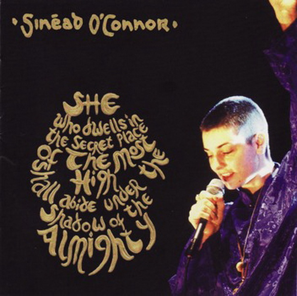Sinead O'Connor Nothing Compares 2 U cover art