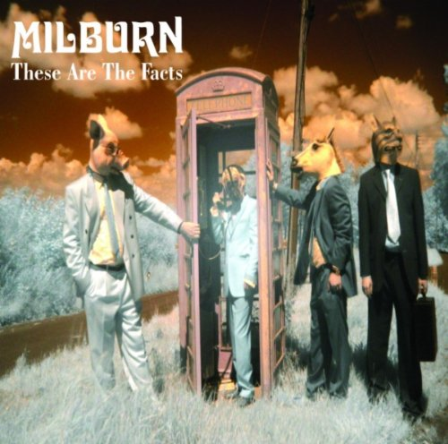 Milburn What Will You Do (When The Money Goes) cover art