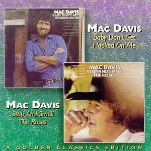 Mac Davis One Hell Of A Woman cover art