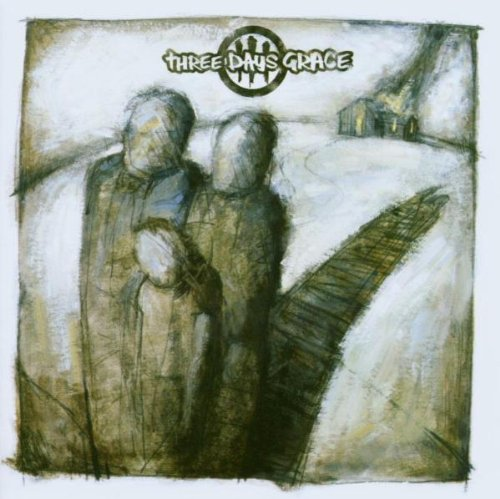 Three Days Grace Burn cover art