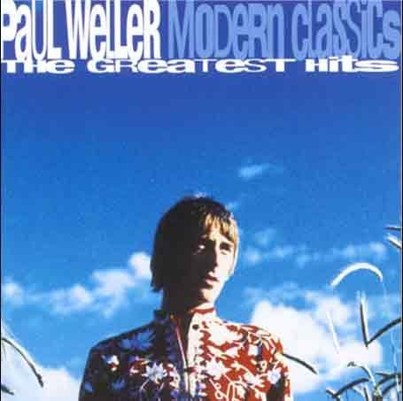 Paul Weller Brand New Start cover art