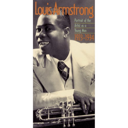 Louis Armstrong In The Shade Of The Old Apple Tree cover art