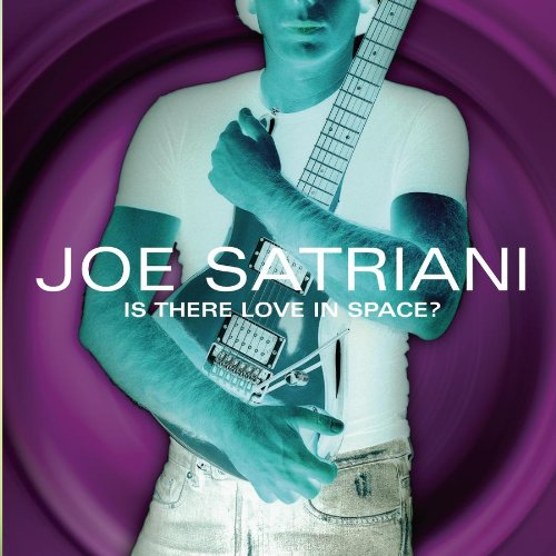 Joe Satriani If I Could Fly cover art